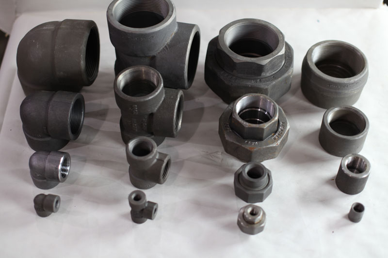 Threaded fittings black ace supply