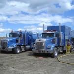 fire tanker together