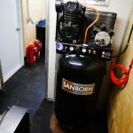 well control air compressor